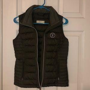 Lightly worn vest